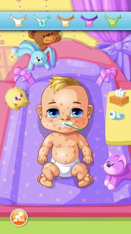 My Baby Care - Babysitter Game screenshot-3