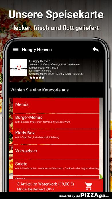 Hungry Heaven Oberhausen screenshot 4