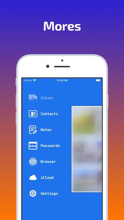 Secure Folder Lock - HTVault screenshot-4