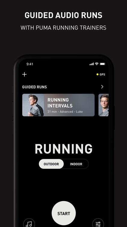 PUMATRAC - Training & Running screenshot-4