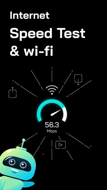 Internet Speed Test & Wi-Fi