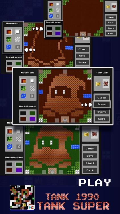 Tank 1990: Super Tank, Tank 90 screenshot-5