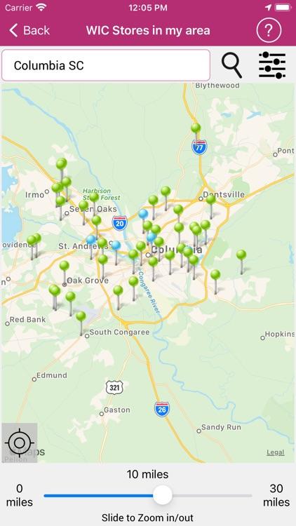 South Carolina WIC screenshot-6
