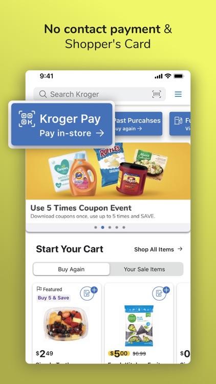Metro Market screenshot-4