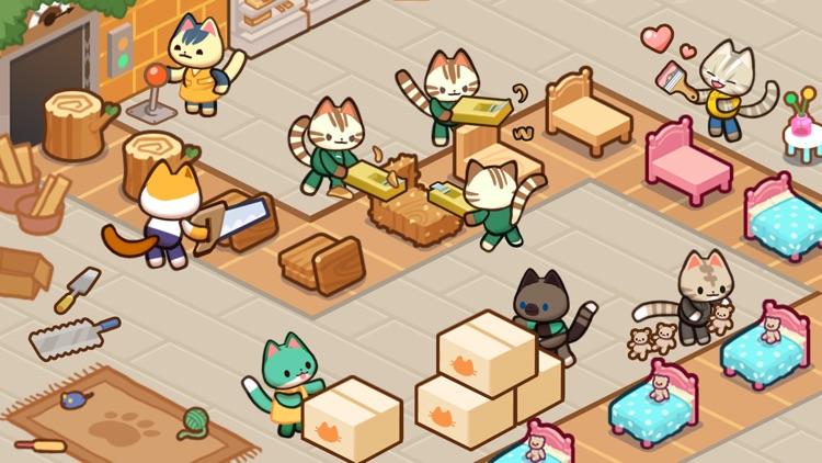 Kitty Cat Tycoon screenshot-5