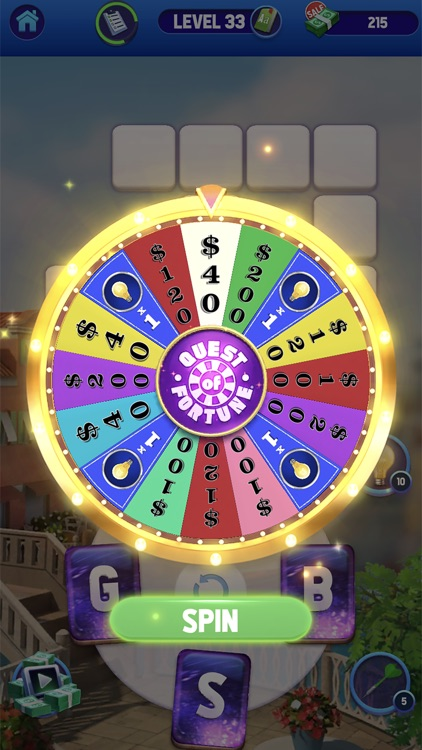 Wheel of Fortune Crossword Fun screenshot-7