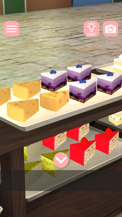 脱出ゲーム 幸せをとどけるケーキ屋さんのスクリーンショット2