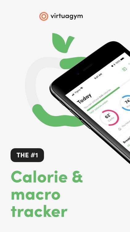 Food - Calorie & macro tracker