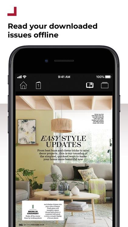 Ideal Home Magazine INT screenshot-3