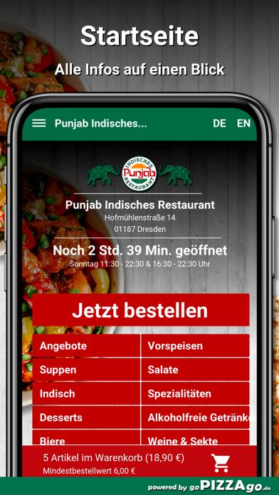 Punjab Dresden screenshot 2