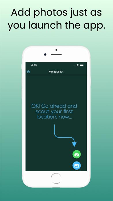 VanguScout screenshot 2