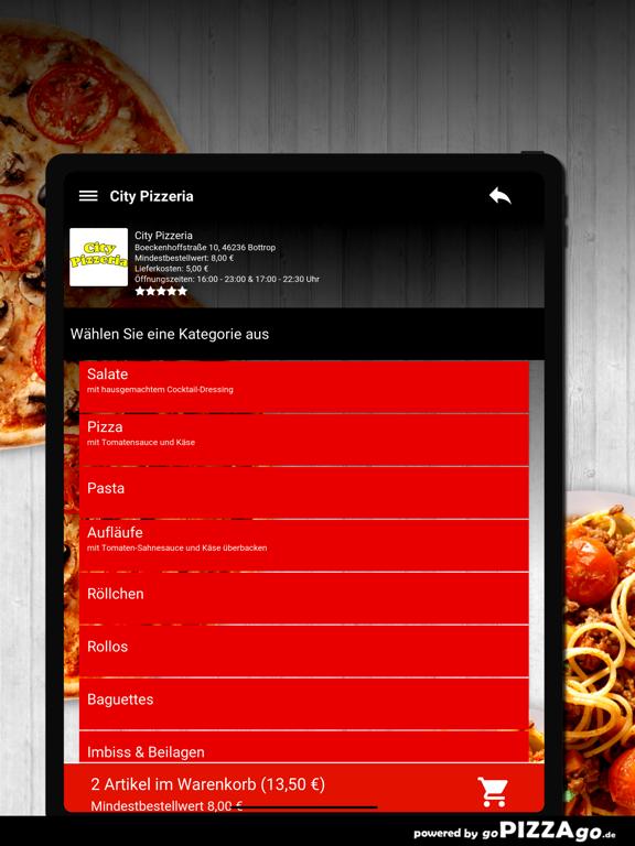 City Pizzeria Bottrop screenshot 8