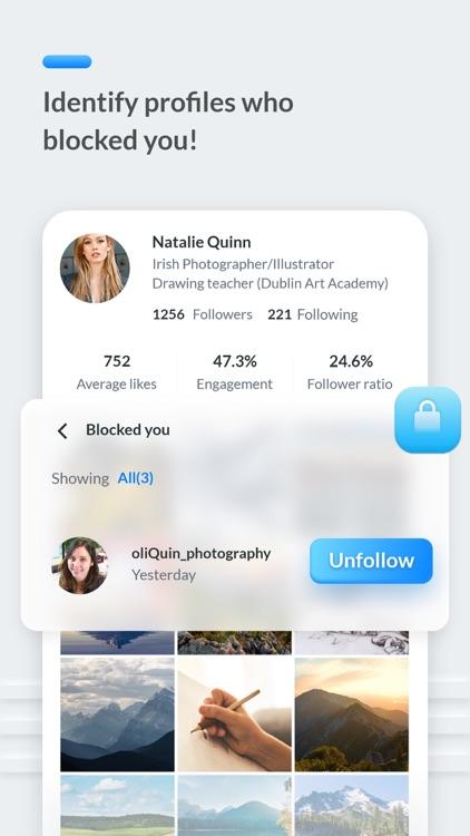 Gossipgram Followers Tracker screenshot-5