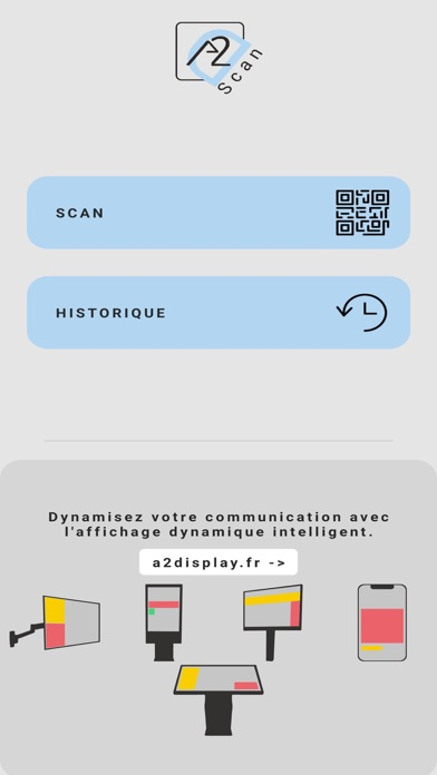 A2Scan screenshot 1