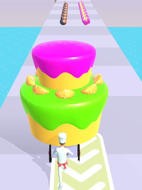 Cake Run screenshot 8