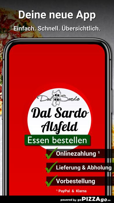 Dal Sardo Alsfeld screenshot 1