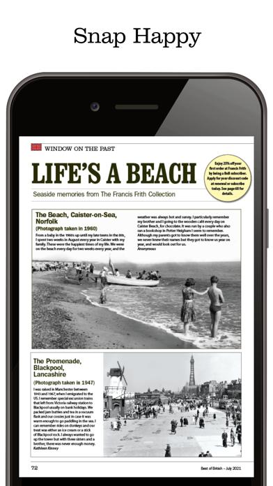 Best of British Magazine AppScreenshot of 2