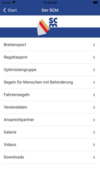 Segel-Club Münster e.V.Screenshot von 3
