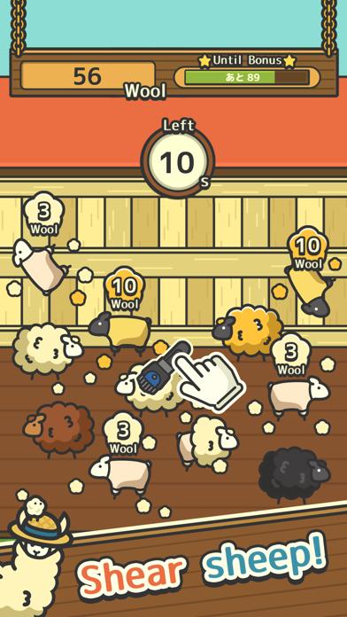 Fluffy Sheep Farm screenshot 3