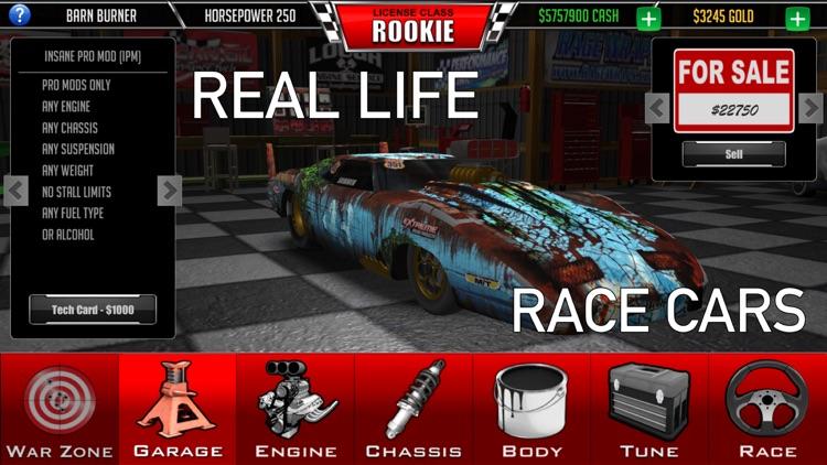 Door Slammers 2 Drag Racing screenshot-5