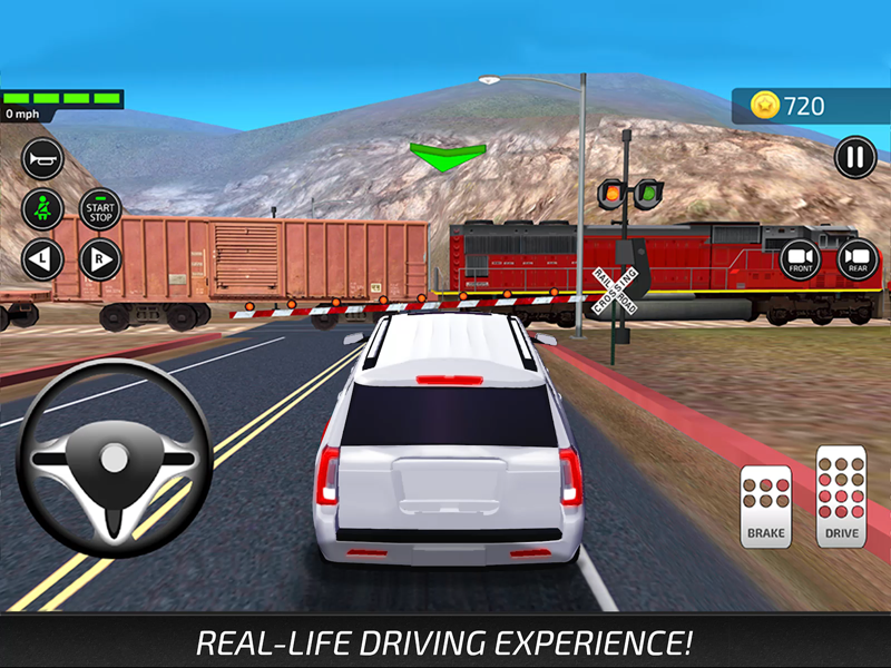Driving Academy 2019 Simulator - Revenue & Download