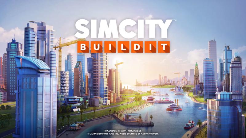 SimCity BuildIt - Revenue & Download estimates - Apple App