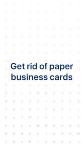 名片扫描 Business Card Reader Pro App 视频