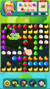 Fruit Blast - Match 5 Colors App 视频