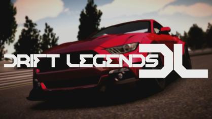 Drift legends App 视频