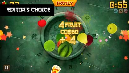 水果忍者® - 爽快切水果 App 视频