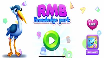 宝宝游戏 : 字母, 数字游戏 - RMB GAMES App 视频