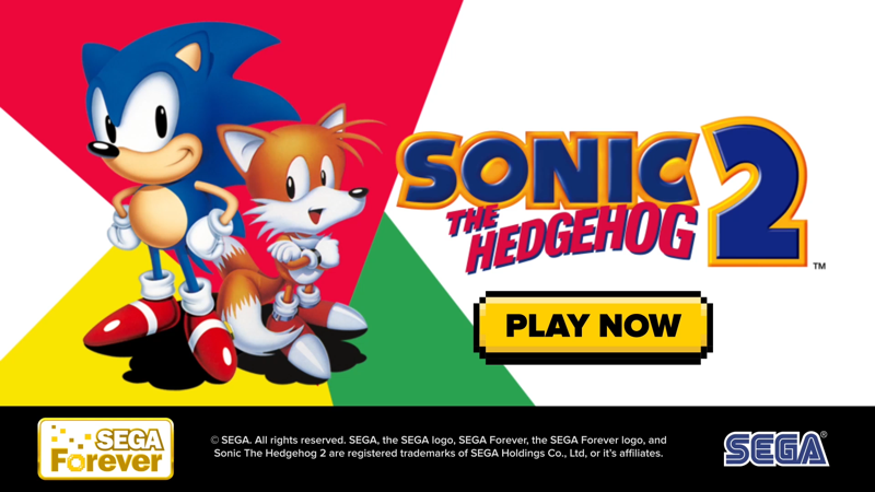 Sonic The Hedgehog 2 Classic - Revenue & Download estimates