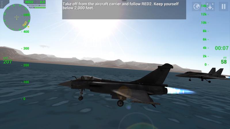 F18 Carrier Landing Lite - Revenue & Download estimates