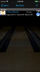 BowlSheet® App 视频