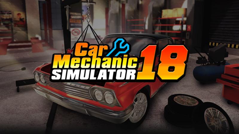 Car Mechanic Simulator 18 - Revenue & Download estimates - Apple App