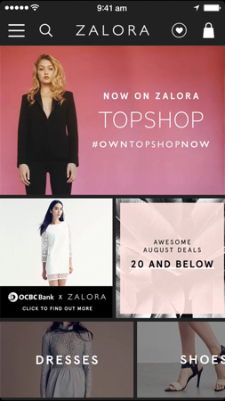 ZALORA - Fesyen Membeli-belah - Revenue   Download estimates - Apple ... 1aee11ed84