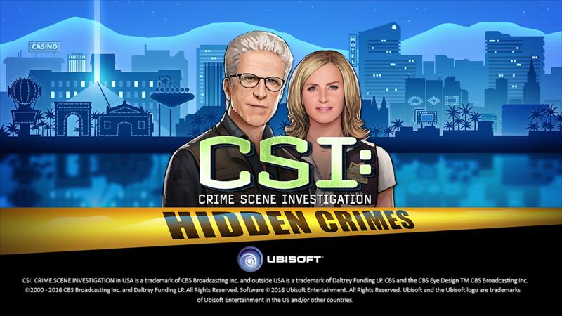 CSI: Hidden Crimes - Revenue & Download estimates - Apple