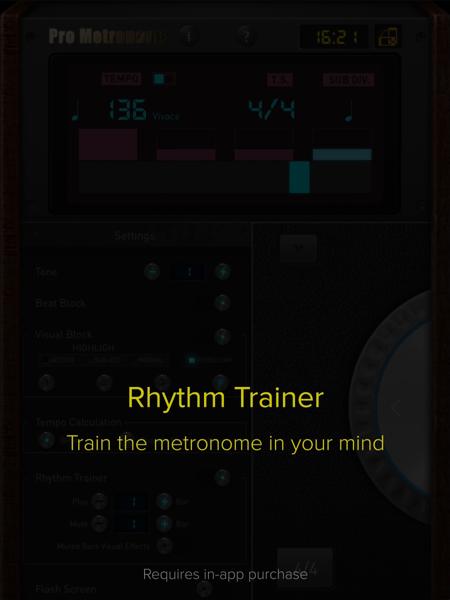 Pro Metronome - Tempo,Beat,Subdivision,Polyrhythm - Revenue