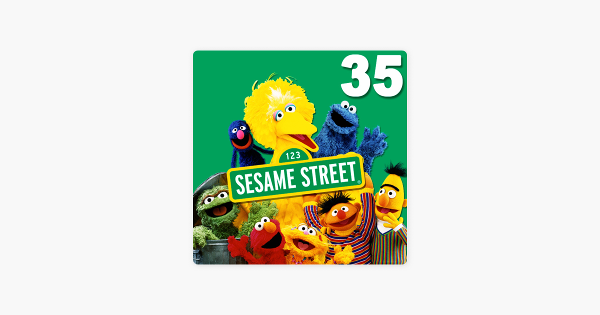 ‎Sesame Street, Selections from Season 35