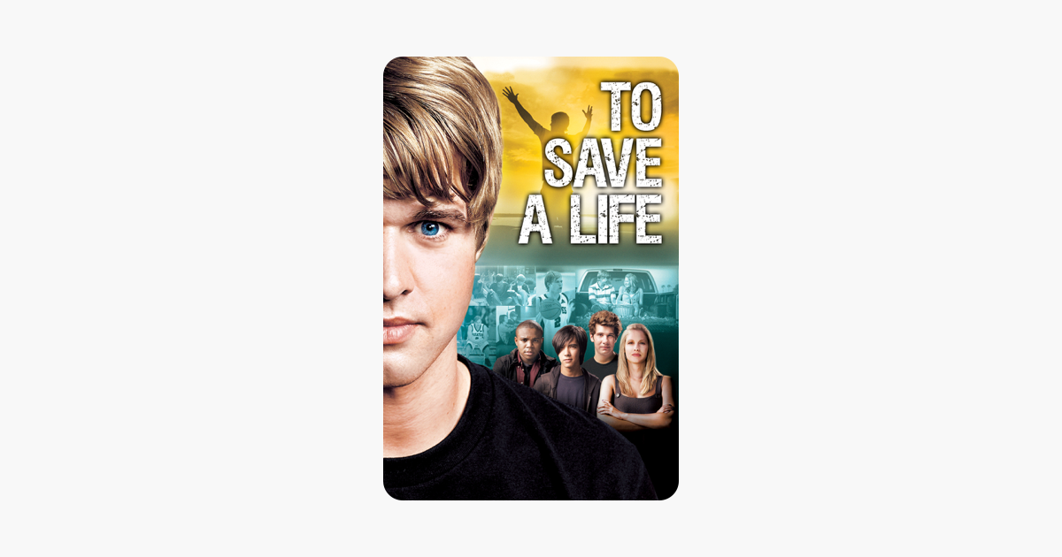 what is the movie to save a life about