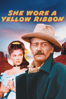 She Wore a Yellow Ribbon Movie Synopsis, Reviews