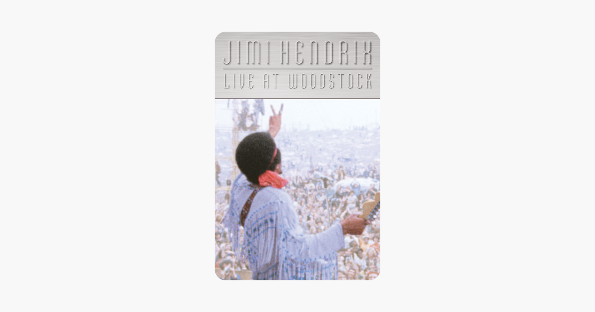 Live At Woodstock on iTunes