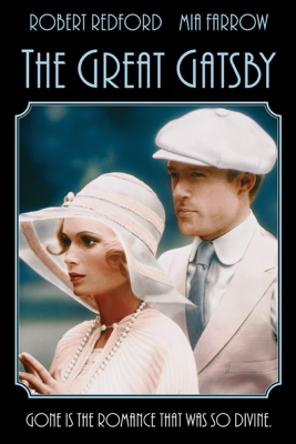 Jack Clayton - The Great Gatsby (1974)  artwork
