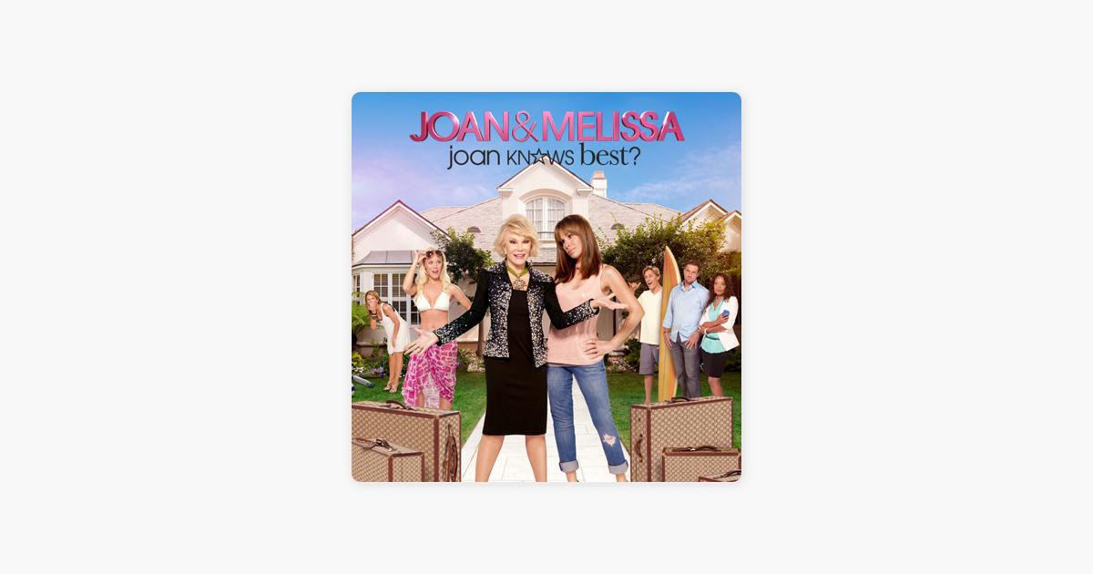 Joan and Melissa: Joan Knows Best?, Season 1