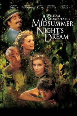 Michael Hoffman - A Midsummer Night's Dream  artwork