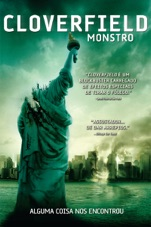 Capa do filme Cloverfield - Monstro