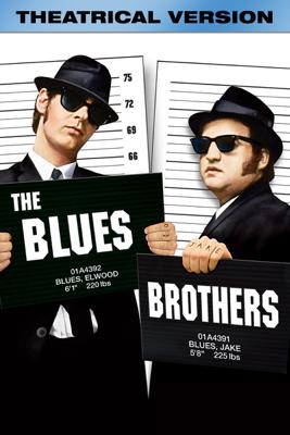 John Landis - The Blues Brothers (Theatrical Version)  artwork