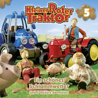Kleiner Roter Traktor, Staffel 5 - Kleiner Roter Traktor