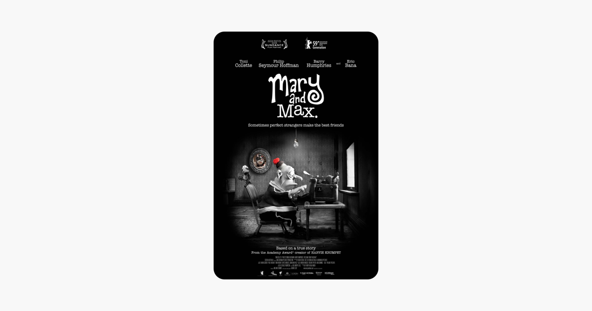 Mary And Max On Itunes