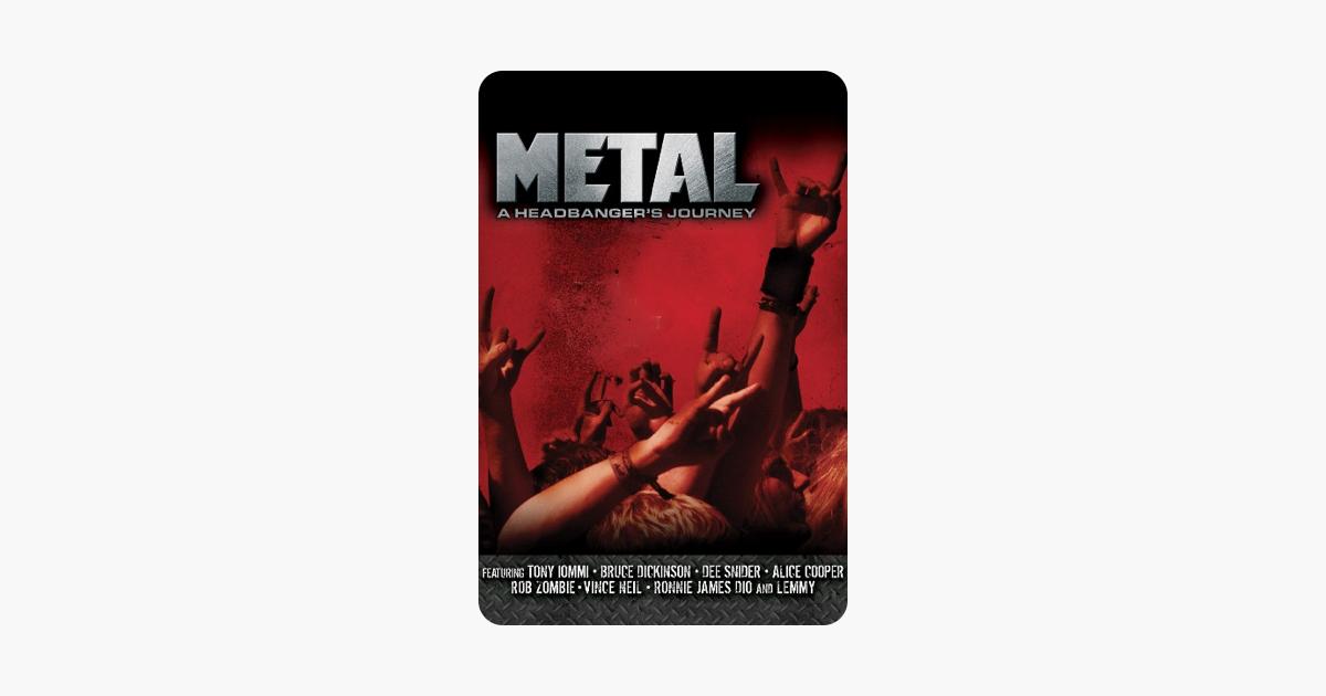 metal a headbangers journey download free